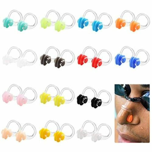 Silicone Waterproof Surfing Protector Plug Age YOPAY 28 Pack Swimming Nose Clip