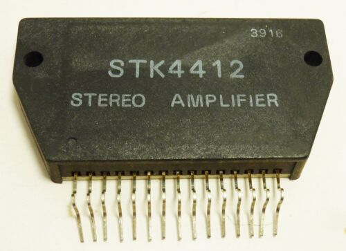 STK4412 INTEGRATED CIRCUIT
