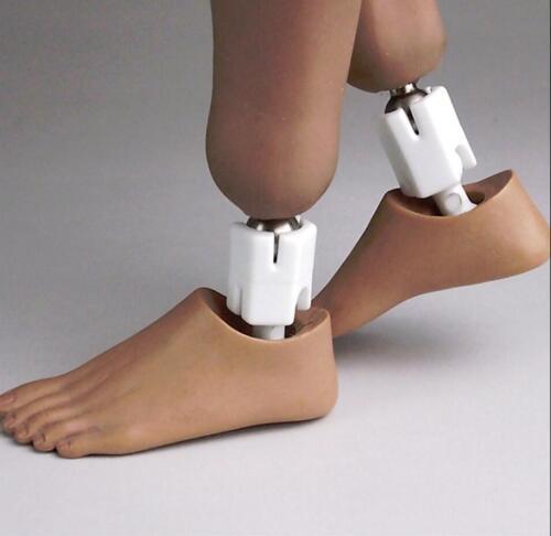 "1//6 Extra Long Feet Leg Peg Joint Adapter Set For 12/"" Hot Toys Phicen ☆USA☆"