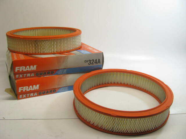 FRAM CA324A Extra Guard Round Plastisol Air Filter Replacement ...