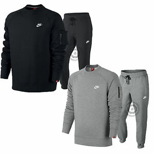 ... Nike-Homme-2017-NEUF-Complet-Survetement-AW77-a-