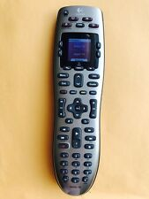 Logitech Harmony 650 Universal Remote Controls Multiple Devices Silver-TESTED
