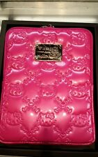Hello kitty loungefly pink embossed ipad case