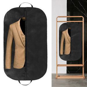 2-5-10er-Kleidersack-Anzugtasche-Kleiderhuelle-Anzughuelle-Kleiderschutz-Uniform