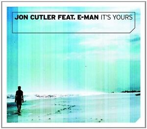 John-Cutler-it-039-s-yours-2001-feat-e-man-Maxi-CD