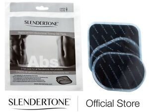 slendertone replacement abs pads multi buy savings all slendertone abs belts ebay. Black Bedroom Furniture Sets. Home Design Ideas