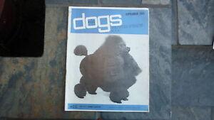 OLD-AUSTRALIAN-KCC-DOG-COUNCIL-MAGAZINE-SEPT-1971-POODLE