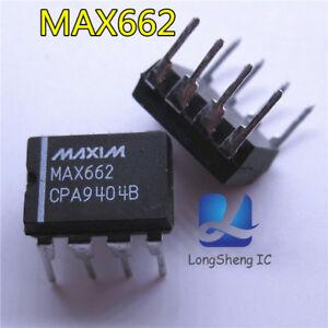 5-Pcs-MAX662CPA-MAX662-DIP8