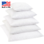 Euro-Pillow-Insert-Square-Throw-Pillow-Inserts-Hypoallergenic-USA-Made-Set-of-16 thumbnail 3