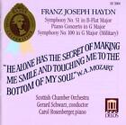 Haydn/Sinf.51+100/Klav.Konz. von Carol Rosenberger,Schwarz,Sco (2011)