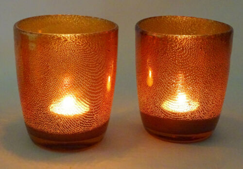 12 Kerzenhalter 105 x 90 mm Maxilichtglas Teelichthalter Kerzenglas Windlicht