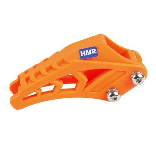 HMParts ATV Quad Pit Bike Dirt Bike  Kettenführung 420 428 orange