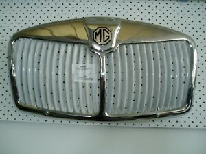 470-068-ARH52-MG-MGA-CHROME-GRILLE-WITH-THE-ORIGINAL-TYPE-BADGE-1500-1600