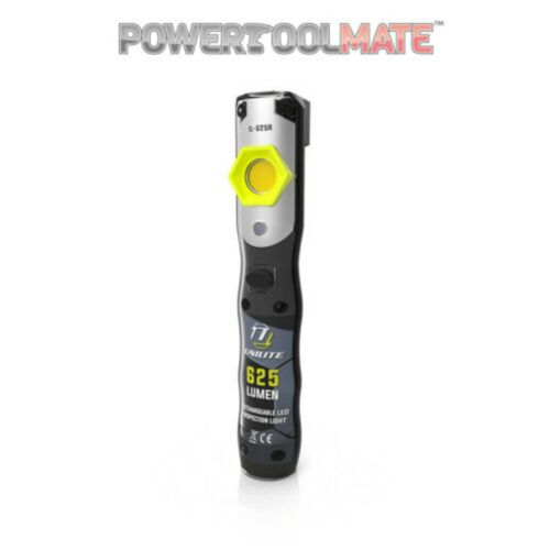 Unilite IL-625R 625 Lumen 5W White /& UV Light Rechargeable LED Inspection Light
