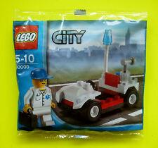 Lego City 30000 Arzt mit Auto Polybag Neu Ovp