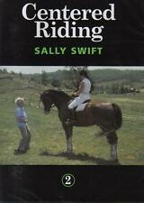 NEW SEALED CENTERED RIDING Sally Swift Part 2 DVD