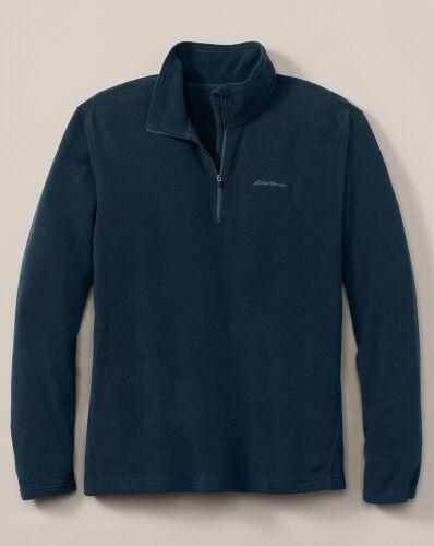 EDDIE BAUER Quest 150 1//4 Zip Fleece Pullover Sweater S,M,L,XL,2XL,3XL Reg-Tall