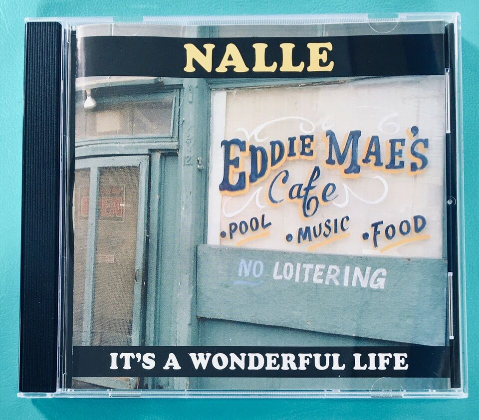 Rock Nalle: It's a Wonderful life, rock
