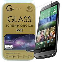 Genuine Gorilla Tempered Glass Film Screen Protector Shield For HTC Desire 820