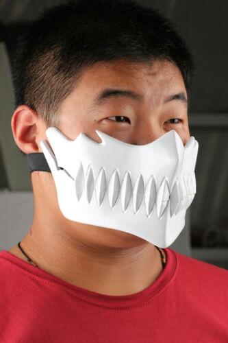Bleach Hollow HALIBEL mask Anime Cosplay Masks teeth facemask