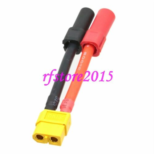 XT60 female to XT150 male adapter 10AWG 5CM Wire for DJI S1000 S900 S1000