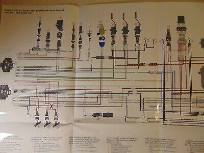 2002 2004 Mercury Outboard 30 40 Wiring, Mercury Marine Wiring Diagrams