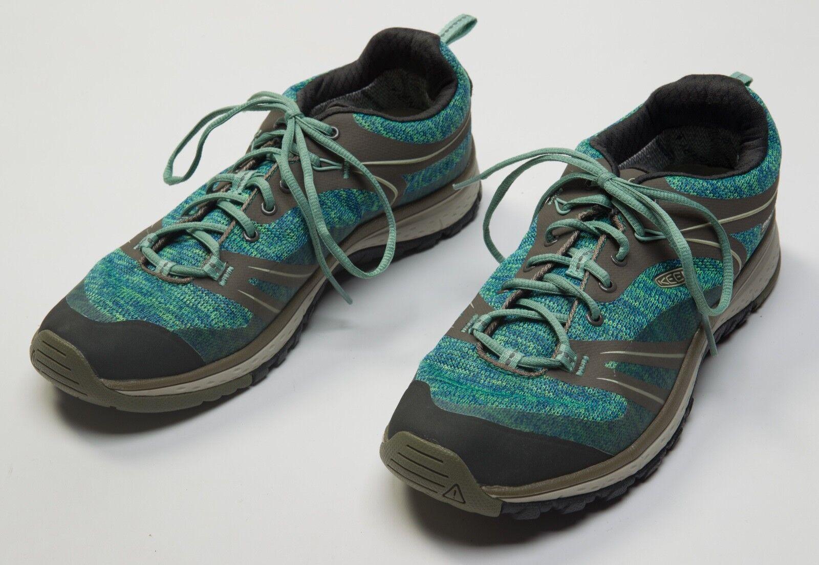 Women's KEEN TerraDora Low Waterproof WP Hiking Trail Shoes Size Sz US 9 US9