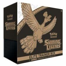 Pokémon TCG Shining Legends Elite Trainer Box FACTORY SEALED