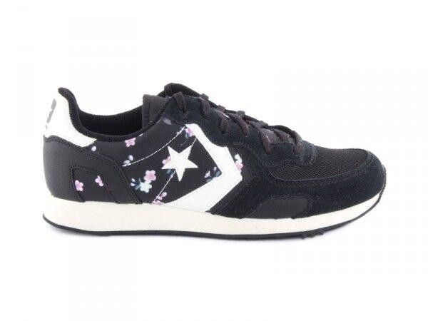CONVERSE AUCKLAND camoscio RACER 148547C sneaker donna camoscio AUCKLAND tessuto bb95a2