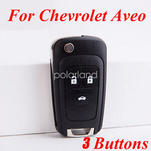 Cruze Orlando Aveo Chevrolet Remote Key Cut to Code // Photo