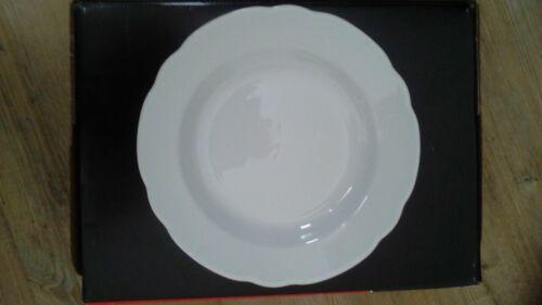 TELLER 24 cm Porzellan Suppenteller Speiseteller Essteller Tief 6 Stück
