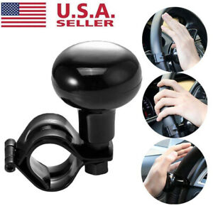 Steering Wheel Spinner Heavy Duty Car//Truck Handle Suicide Power Knob AluminNID