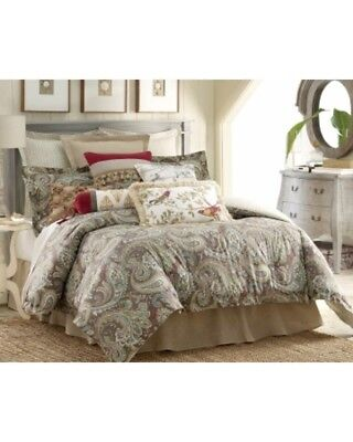 Nina Home By Campbell Kashmir, Artisan Home By Nina Campbell Bedding