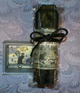 Set-of-7-6-034-Black-Wicked-Black-Cat-Ritual-Candles-and-Anointing-Oil-Towelette