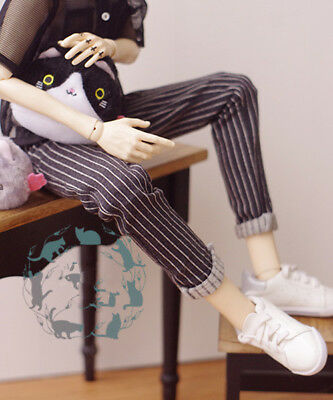 Fashion Clothes Gray Underwaist Vest for 1//3 BJD 70cm Uncle Male Doll Accs