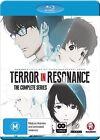Terror In Resonance (Blu-ray, 2016, 2-Disc Set)