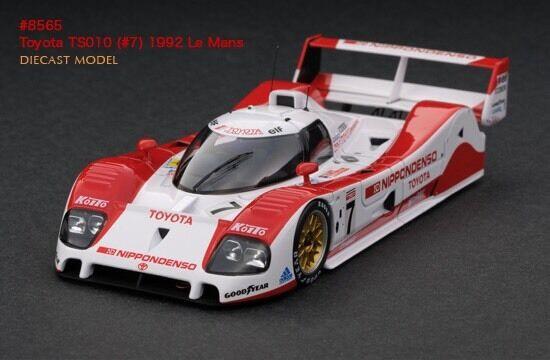 SALE HPI Toyota TS010 1992 Le Mans LeMans  43 model GT-One