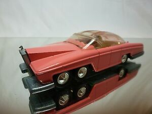 DINKY-TOYS-100-ROLLS-ROYCE-LADY-PENELOPE-039-S-FAB-1-THUNDERBIRDS-PINK-EXCELLENT
