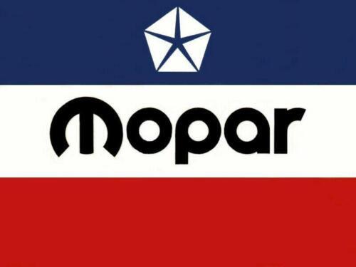 MOPAR LOGO bumper or window sticker stickers