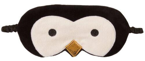Femme Oeil Masque Polaire Nouveauté Animal Visage Penguin Licorne chien renne