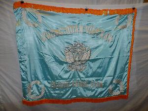 flag93-Vietnam-RVN-flag-Air-Force-To-Quoc-Khong-Gian-aged-gold-fringe