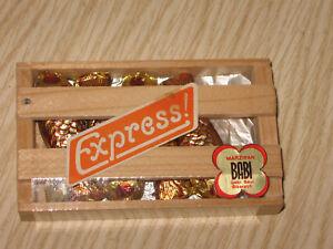 Kaufladen Babi Original verpackte Kiste mit Fische Puppenstuben-Puppenküche