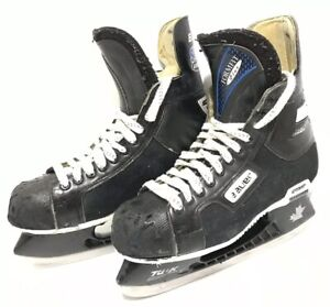 Bauer Supreme Composite Hockey Ice Skates Size 10 FormFit Plus