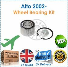 Fits Suzuki Alto 1.0 1.1 2002-  Front Wheel Bearing Kit NEW OE Quality!!