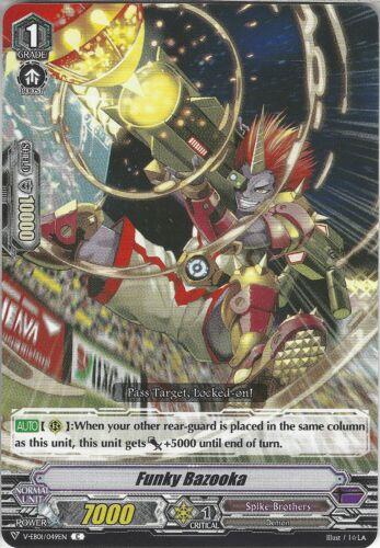 Cardfight Vanguard Common Card Funky Bazooka V-EB01//049EN C