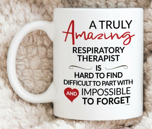Respiratory Therapist Mug Respiratory Therapist Gift Coffee Mug Thank You