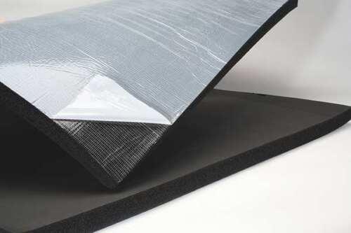 "K-Flex Usa 36/"" x 48/"" Elastomeric Insulation Sheet 6RSXG3X4048"
