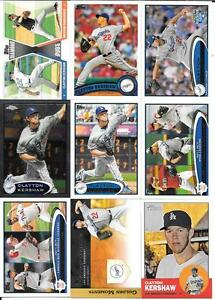 CLAYTON-KERSHAW-2012-TOPPS-297-FREE-COMBINED-S-H