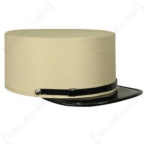f605247710696 French Khaki KEPI HAT - All Sizes Foreign Legion Army Cap Peaked ...