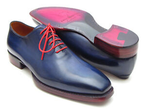 Goodyear marino dipinto mano Blu Wholecut Oxfords 044cr id Parkman Welted a Paul ZH5qwxTRyy